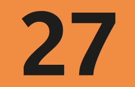 Logo ligne de bus 27